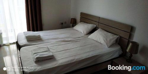 One bedroom apartment home in Sliema with wifi.