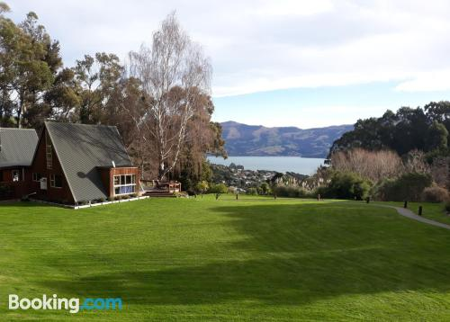 Convenient one bedroom apartment in Akaroa.