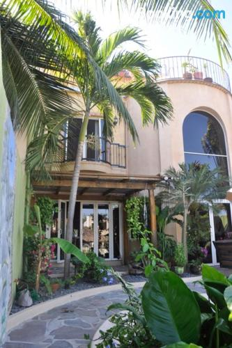 Apartamento con piscina y aire acondicionado en Barra de Navidad