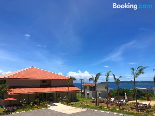 Home in Ishigaki Island with terrace and wifi.