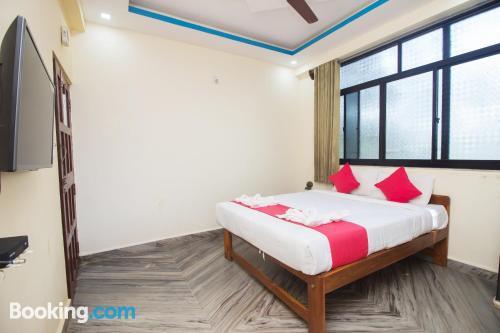 Apartamento con internet en Calangute.