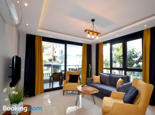 1 bedroom apartment place in Alanya with swimming pool.