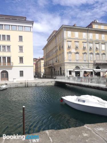 Apartamento en Trieste con wifi