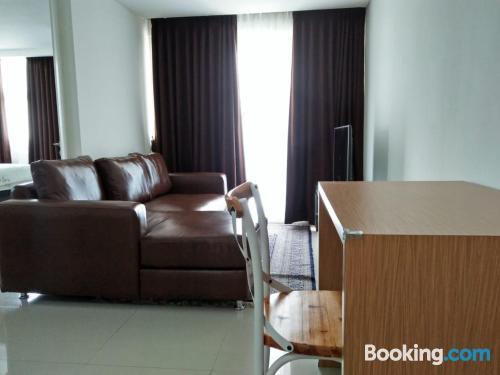 Apartamento en Serpong con aire acondicionado.