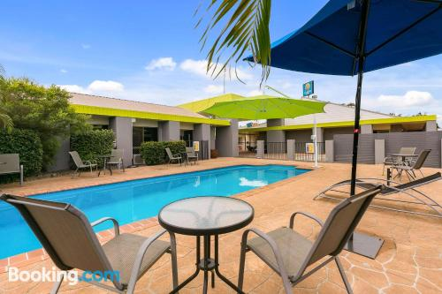 Place in Hervey Bay with air-con