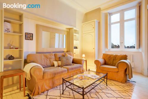Stay in great location in Biarritz.
