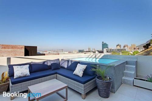 Apartamento con vistas. ¡150m2!