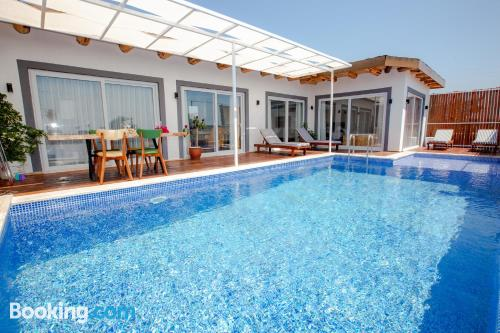 Home in Patara with terrace.