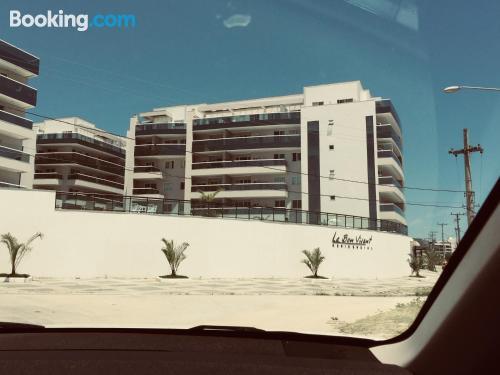 Apartamento con piscina en Arraial do Cabo
