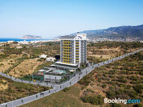 Home in Alanya with terrace and internet