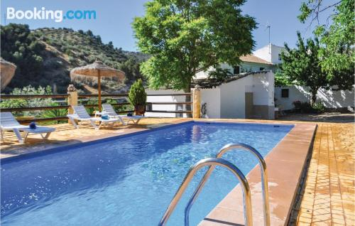 Home in Montefrío great for families.