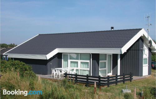 Apartamento en Henne Strand. Ideal para familias