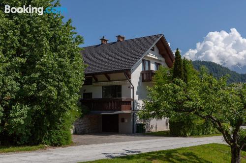 Home in Zgornje Gorje with terrace