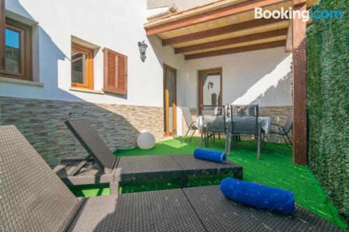 Apartment in Son Servera with wifi.