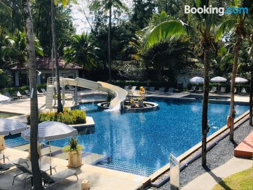 Apartamento con terraza en Khao Lak