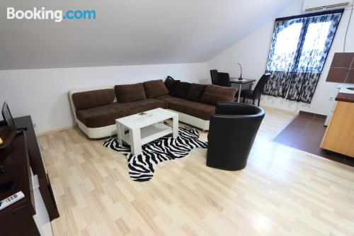 1 bedroom apartment place in Soko Banja with wifi.