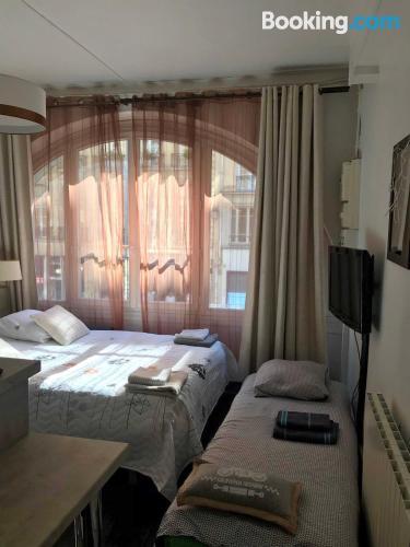 1 bedroom apartment in Paris in superb location