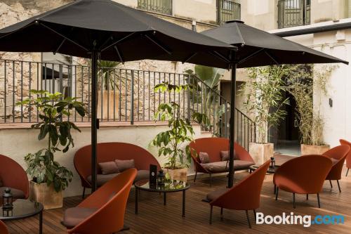 Apartamento con todo en zona inmejorable de Barcelona
