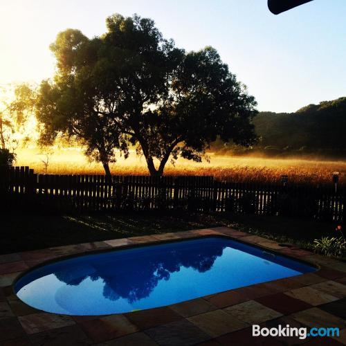 Appartamento con piscina. Sedgefield per voi!