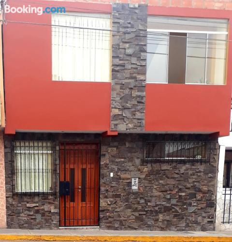Apartamento para uno en Tacna.