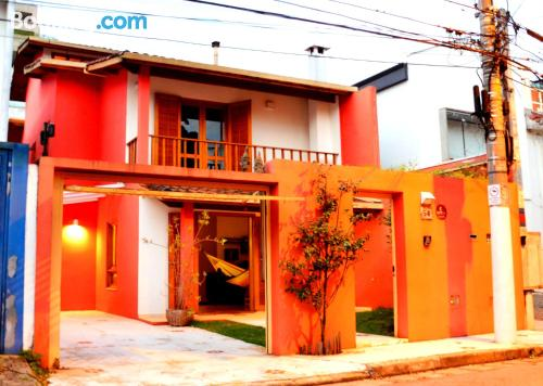 Apartment for 2 people in Sao Paulo with wifi