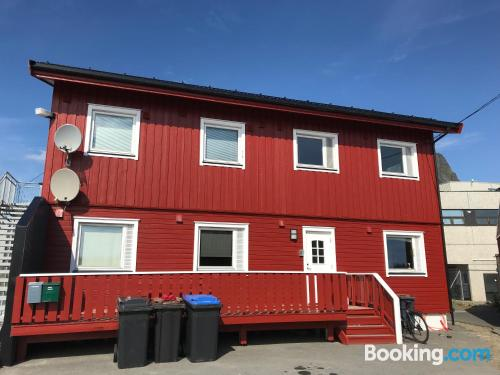 Two bedrooms place in amazing location of Svolvaer.