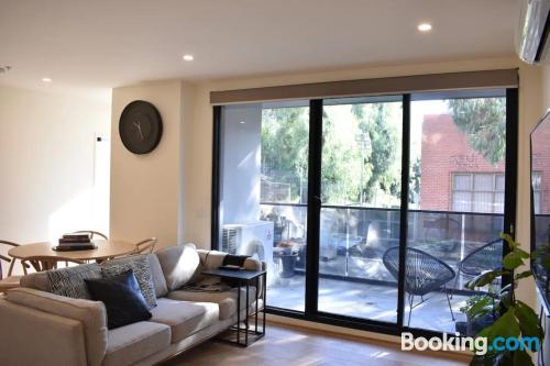 Apartamento de 65m2 en Melbourne con internet.