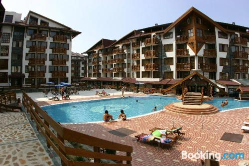 Pool and wifi home in Bansko with heat