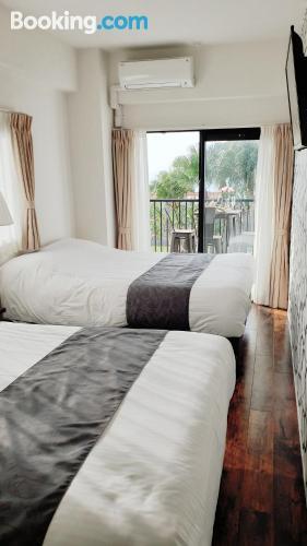 Apartamento en Chatan con aire acondicionado.