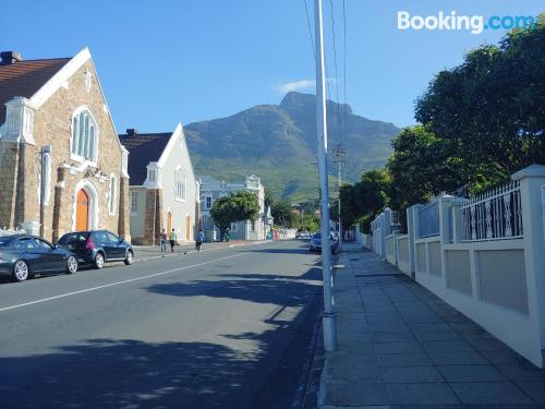 One bedroom apartment home in Cape Town for two.