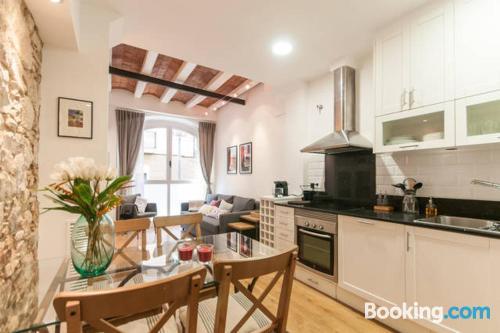 Apartment in Barcelona. 3 bedrooms!