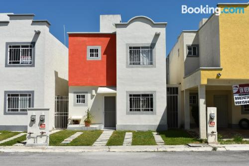 3 bedroom home with terrace