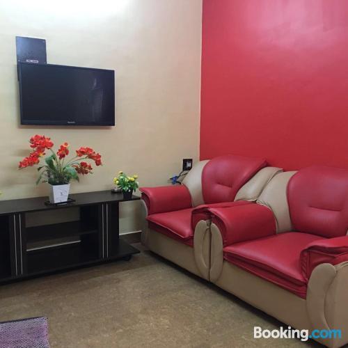 Apartamento en Chennai con aire acondicionado