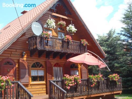 Apartamento en Zawoja con calefacción