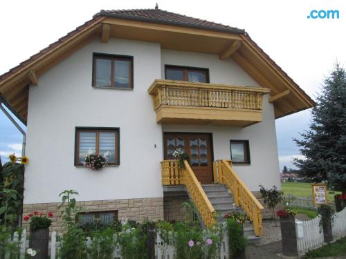Apartment in Allrode with terrace