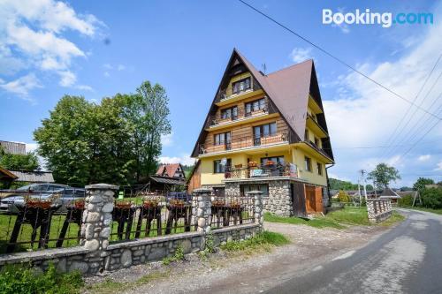 Apartamento de 50m2 en Biały Dunajec con internet