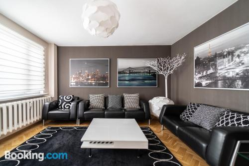 Place with 2 rooms for two people