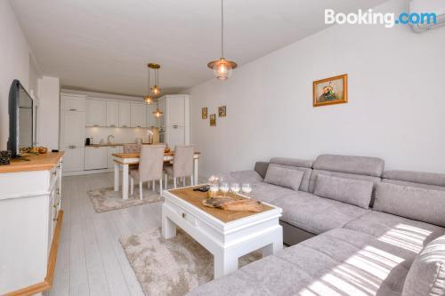 Apartamento apto para perros en Varna con vistas