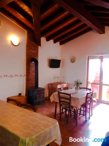 Apartment with terrace in great location of Bale