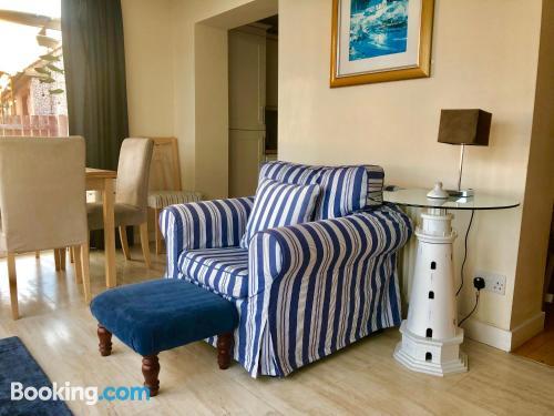 Práctico apartamento de dos habitaciones en Pittenweem