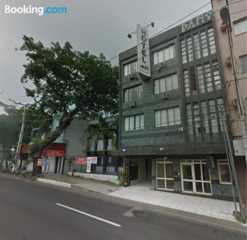 Apartamento con todo en Canoas, céntrico.
