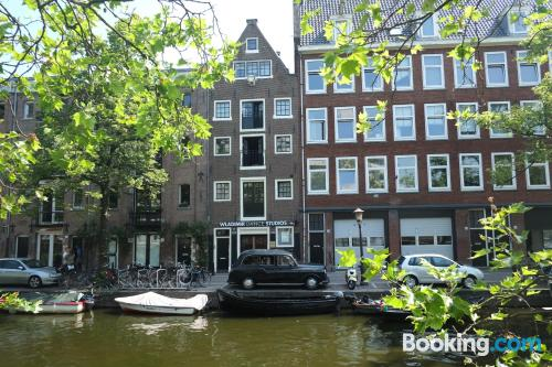 Stay in Amsterdam in midtown
