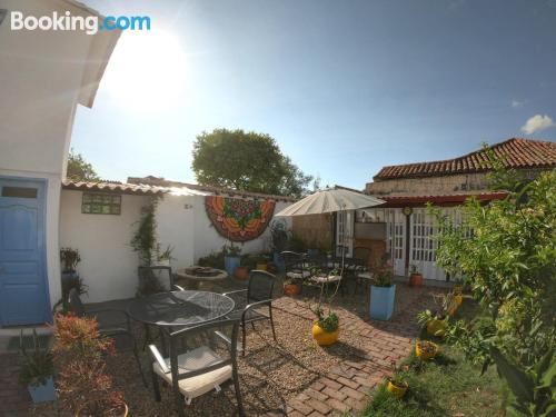 Perfect 1 bedroom apartment. Villa de Leyva is waiting!.