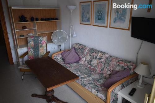 Ideal apartamento de una habitación en Benidorm