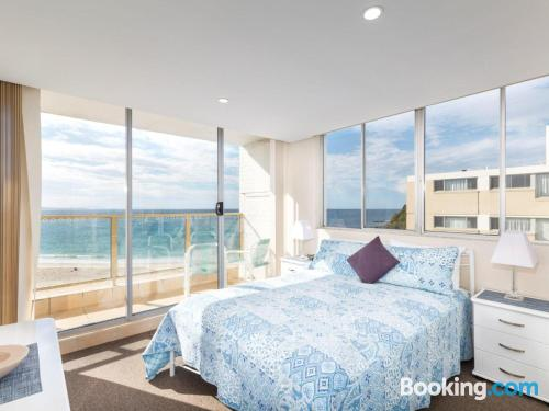 Apartment in Forster with swimming pool.