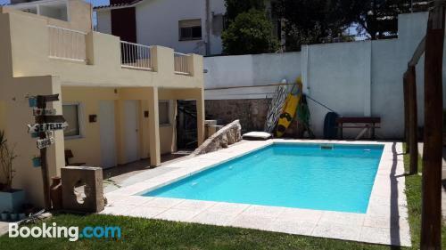 Apartamento de 35m2 en Villa Carlos Paz con piscina