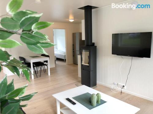 Apartamento en Røldal, céntrico.