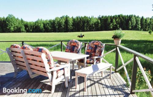 68m2 place in Dals Rostock ideal for families