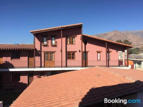 Perfect location. In Cafayate.