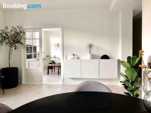 Apartamento de una habitación en Copenhague.